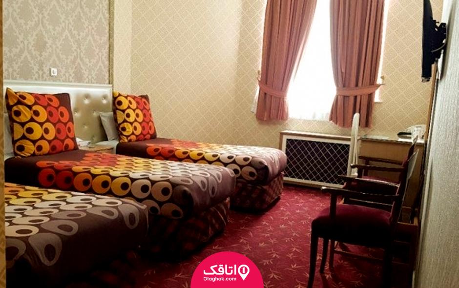 ارزان ترین هتل های تهران