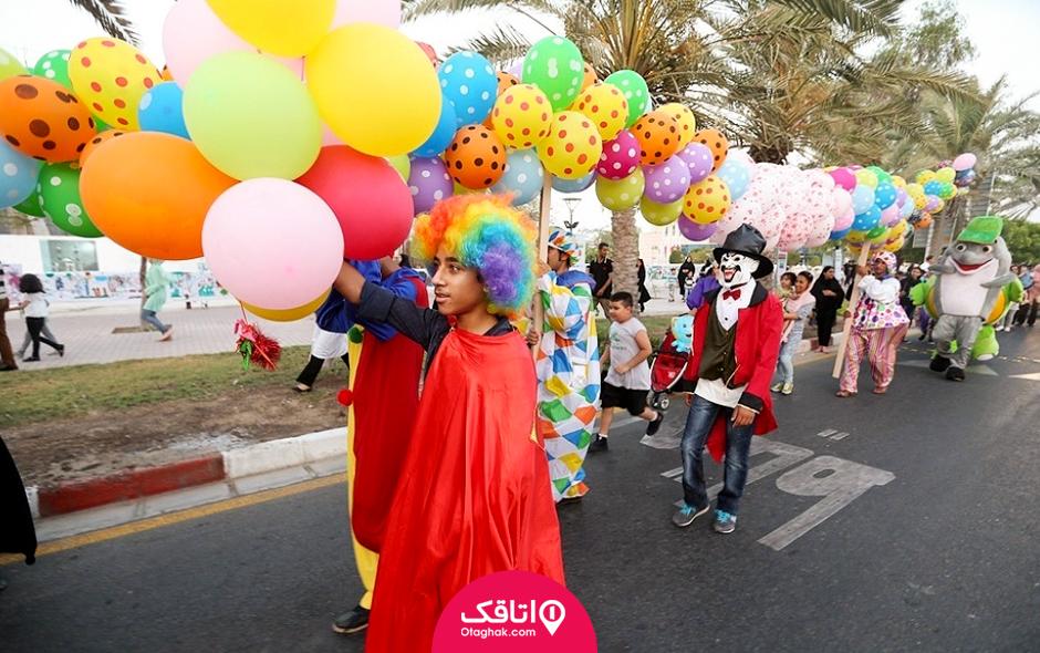 جشنواره های کیش