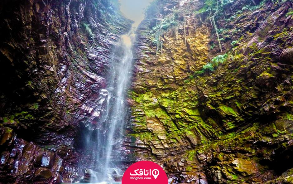 آبشار گزو سد لفور
