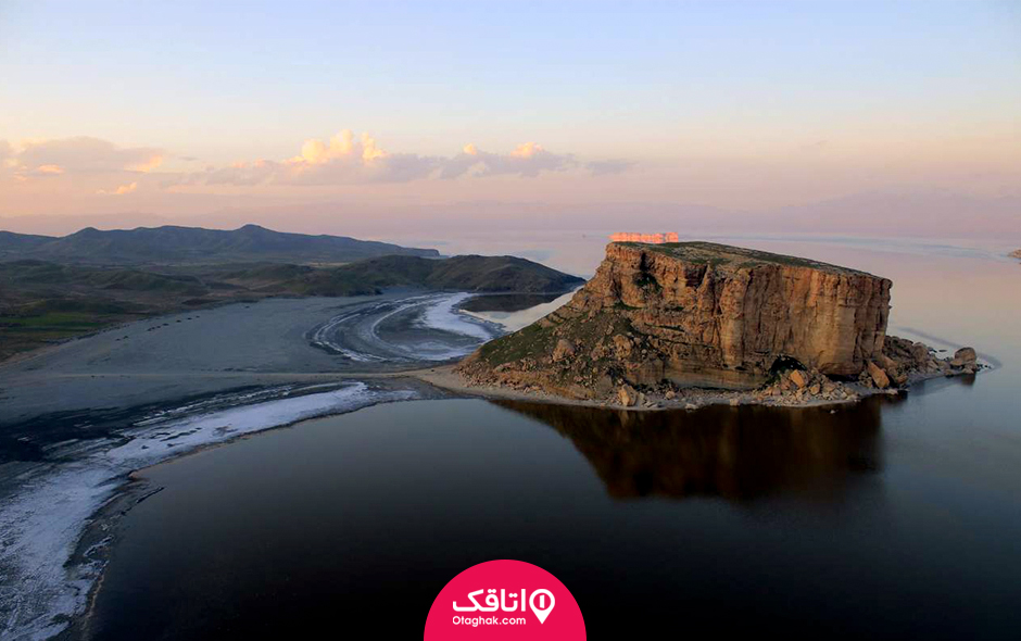 جزیره های دیدنی ایران