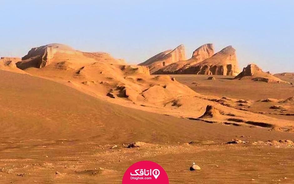 ریگ جن یا مثلث برمودا ایران