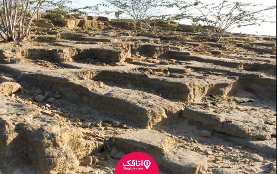 قبرستان جنها در چابهار
