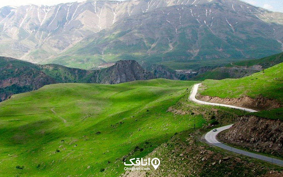 دشت لار، پیراهن گلدار مازندران