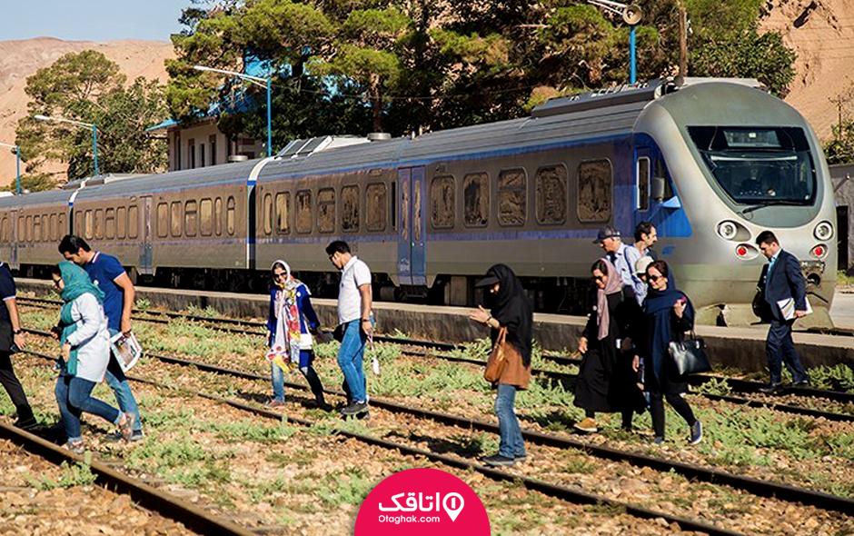 قطار تهران گرگان