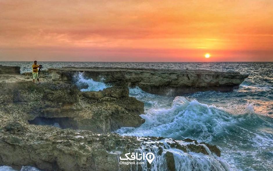 خلیج نایبند، اولین پارک ملی دریایی ایران در بوشهر