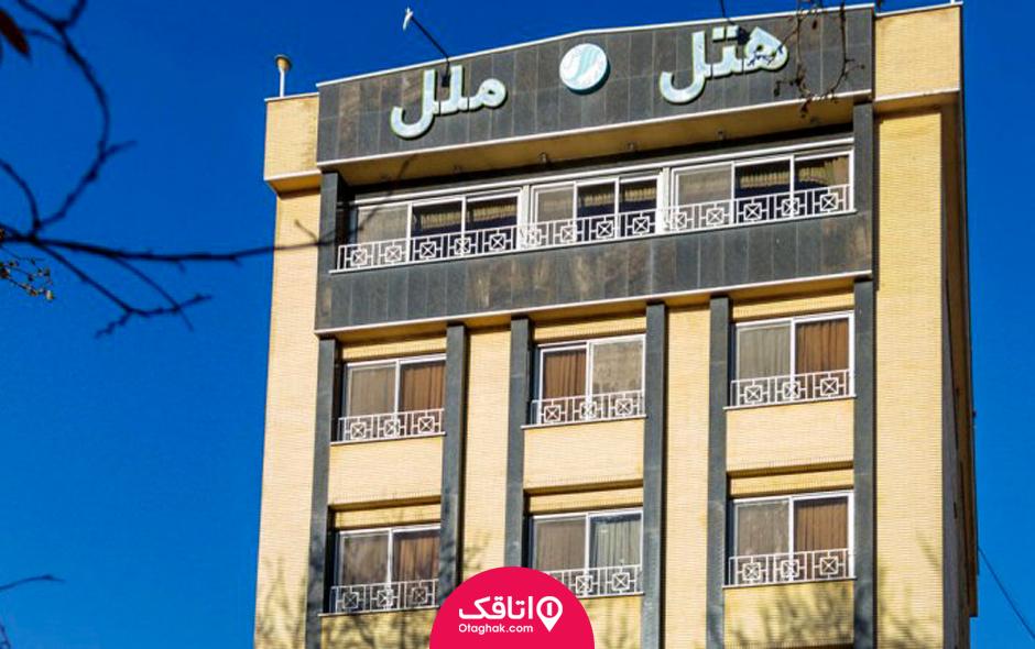 هتل آپارتمان مبله در اصفهان