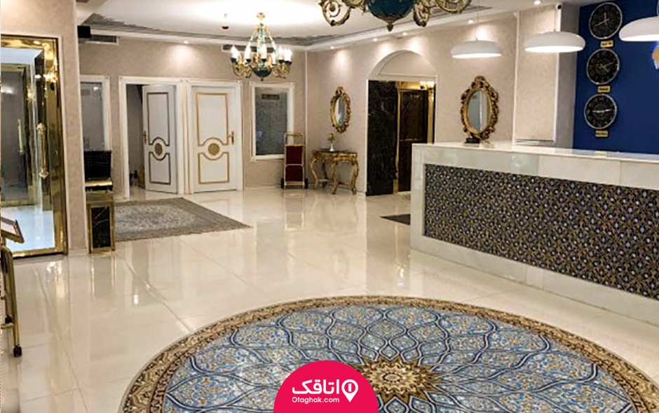 اقامت در اصفهان