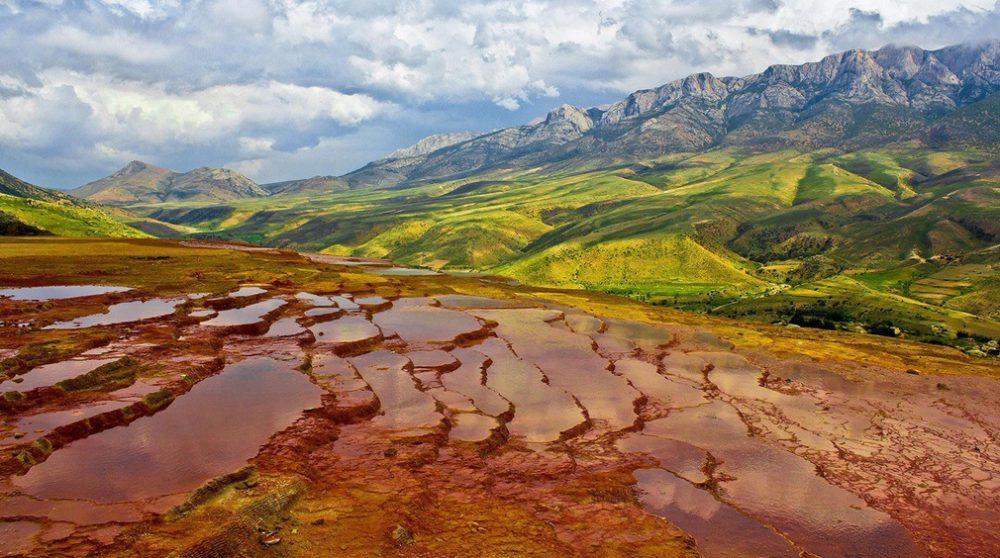 آثار طبیعی ایران