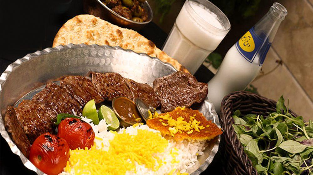 بهترین رستوران های تهران