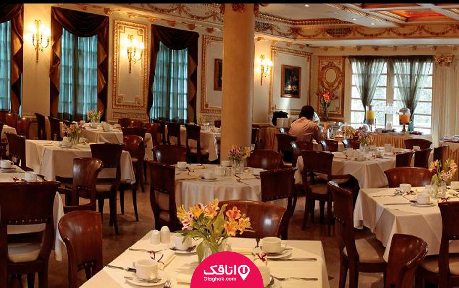 رستوران در تهران