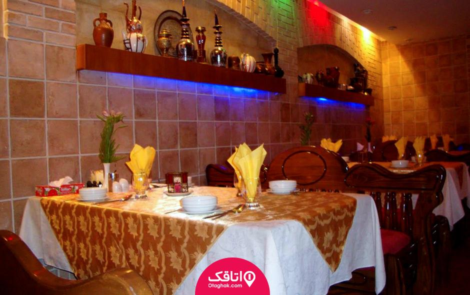 رستوران خوب در شیراز