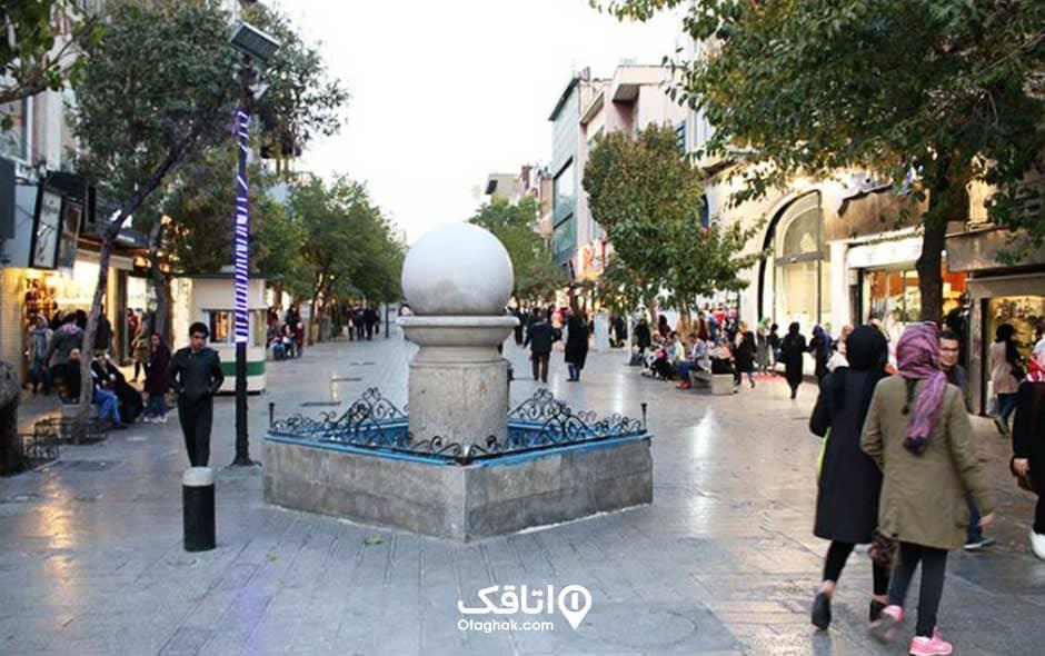 خیابان صف (سپه سالار)