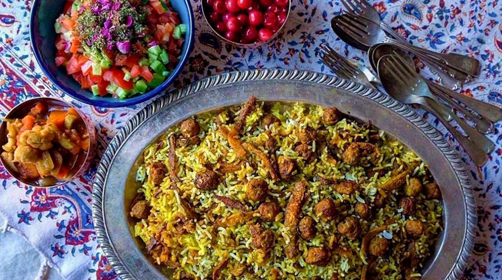 غذاهای محلی استان گلستان