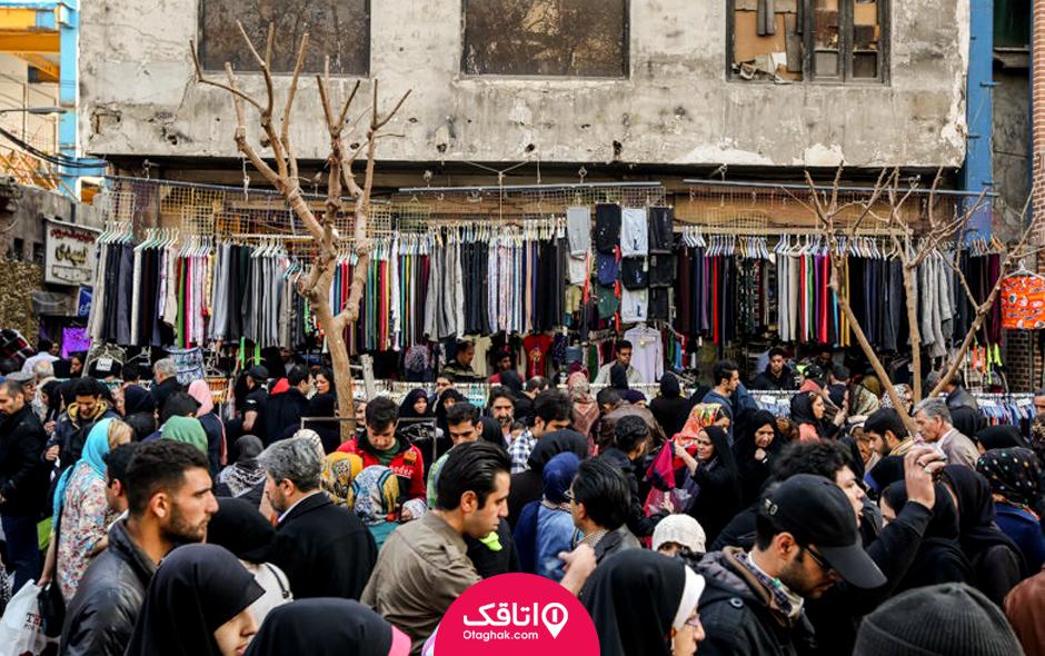 بازارهای ارزان در تهران