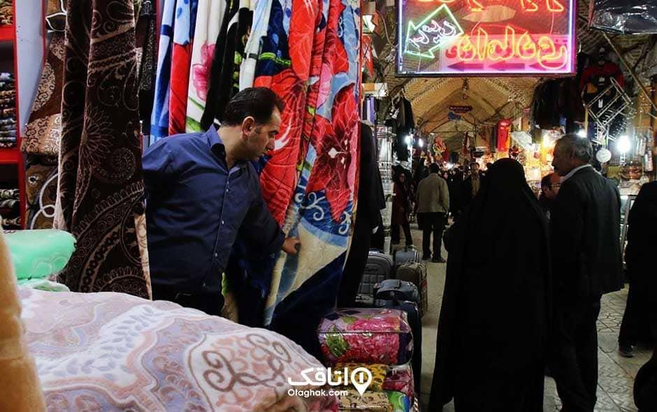بازار پارچه عبدل آباد
