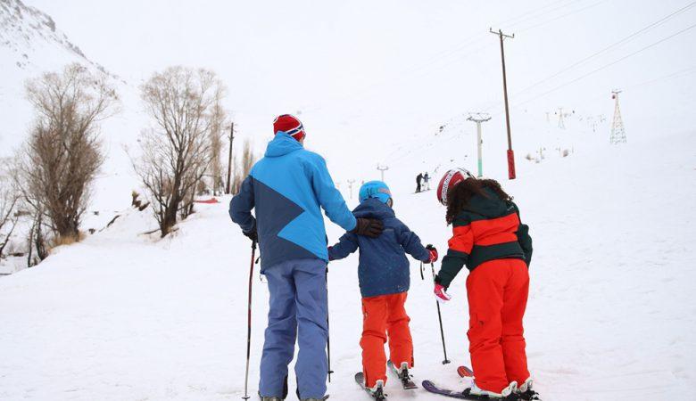 برترین پیست های اسکی ایران