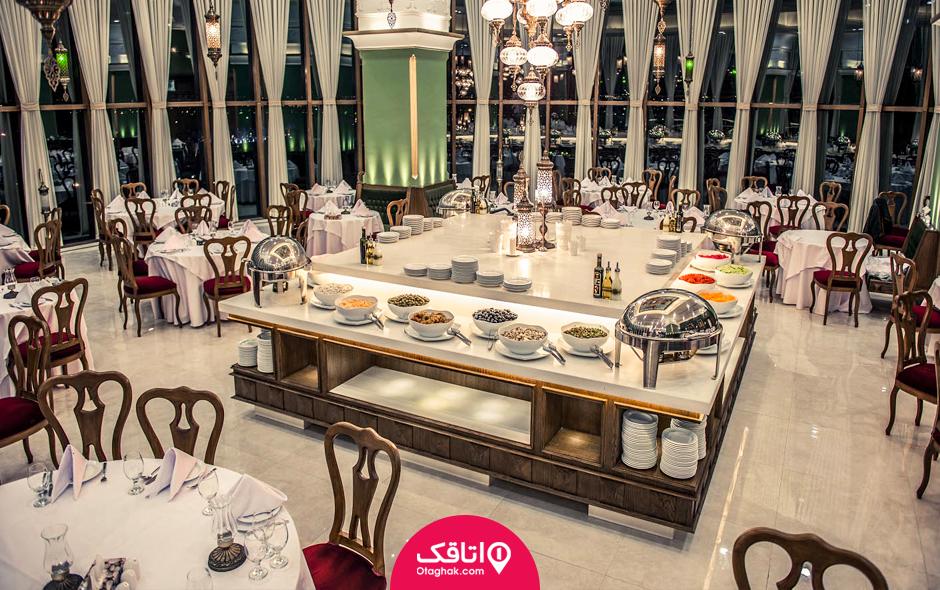 رستوران با موسیقی زنده در اصفهان