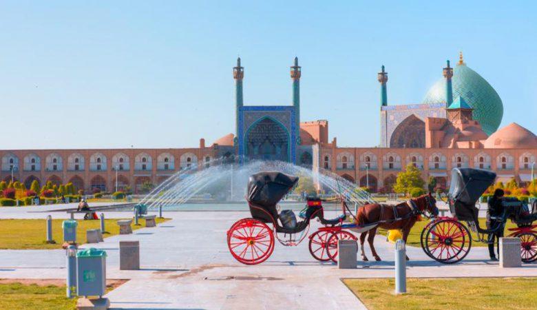 بهترین زمان سفر به اصفهان