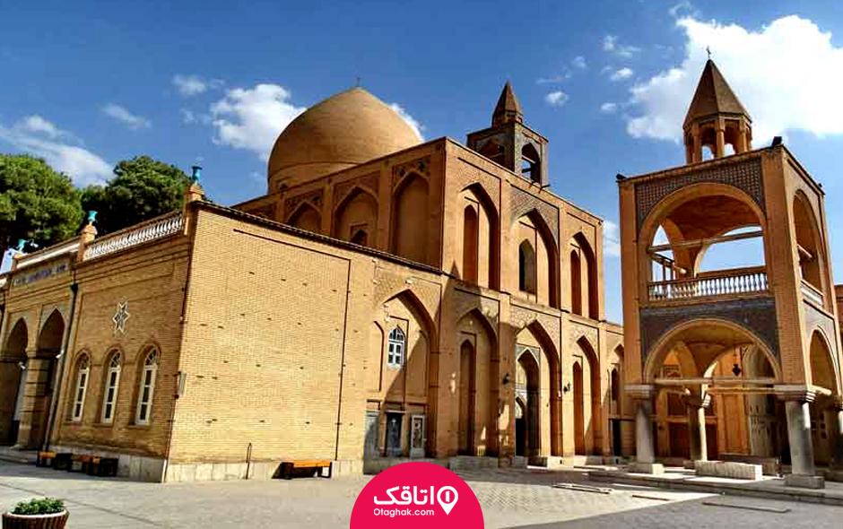 اصفهان در تابستان