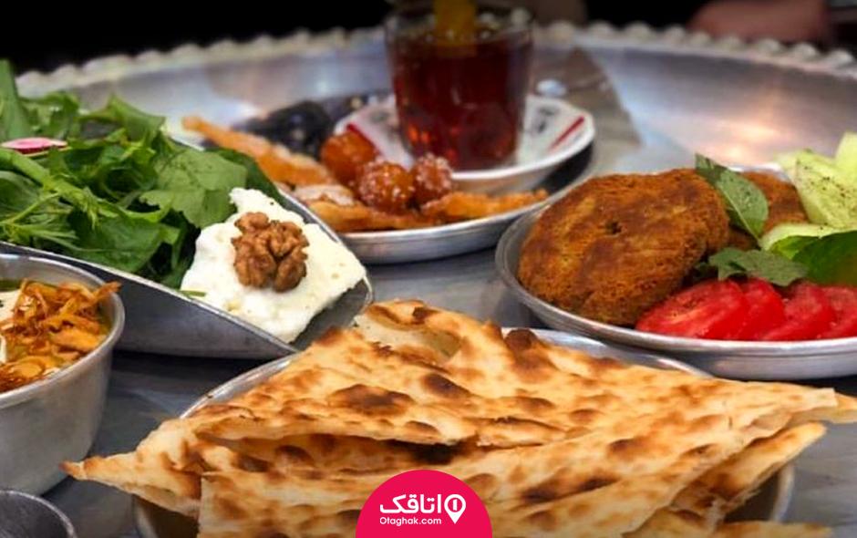 رستوران نیمروی لاهیجان