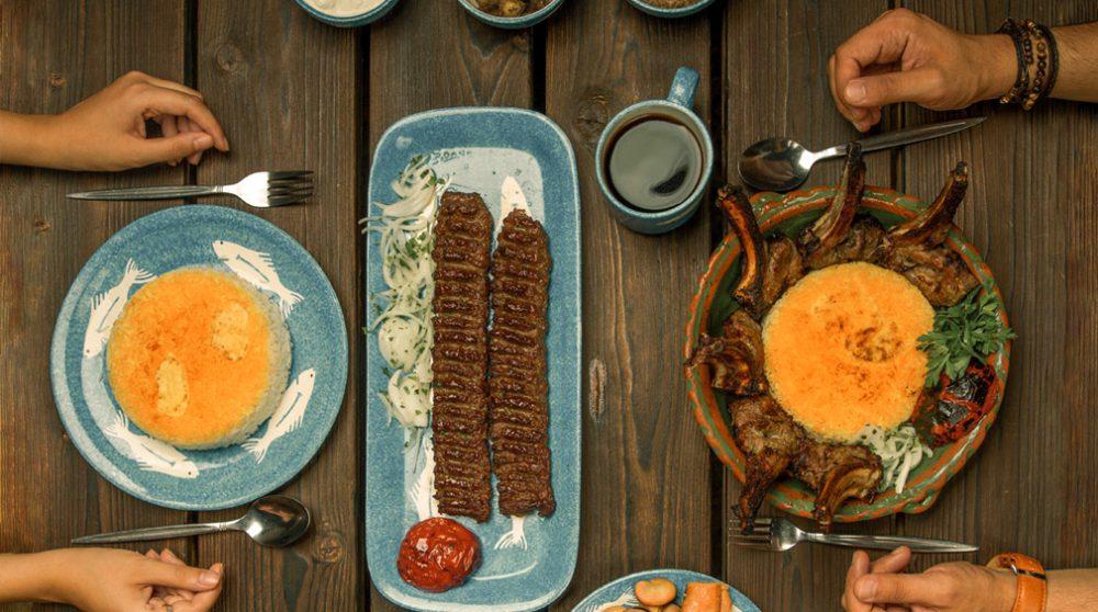 رستوران های شمال ایران