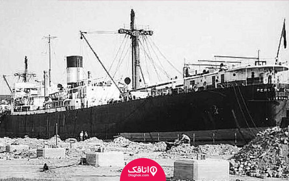 داستان کشتی یونانی چیست؟