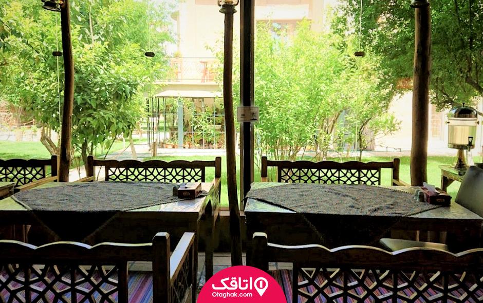 اقامتگاه بوم گردی در شیراز