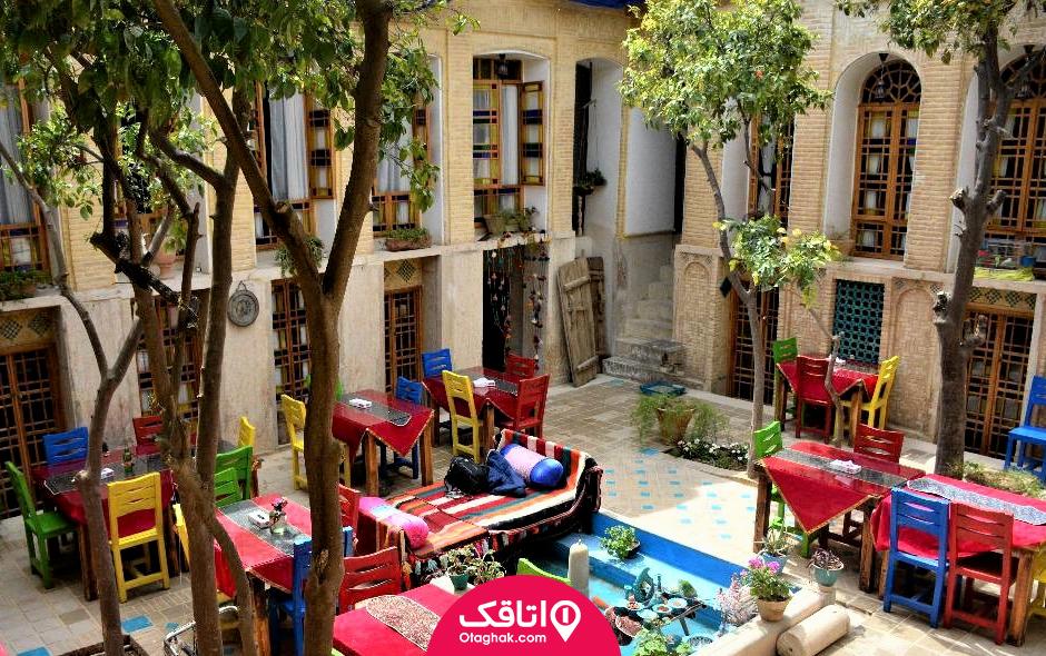 خانه موقت در شیراز