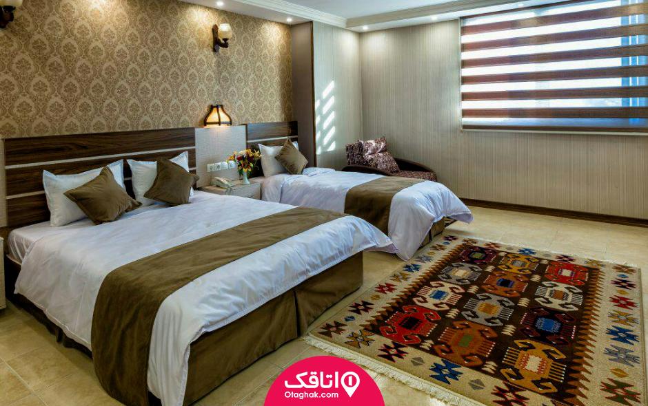هتل آپارتمان ونوس در اصفهان