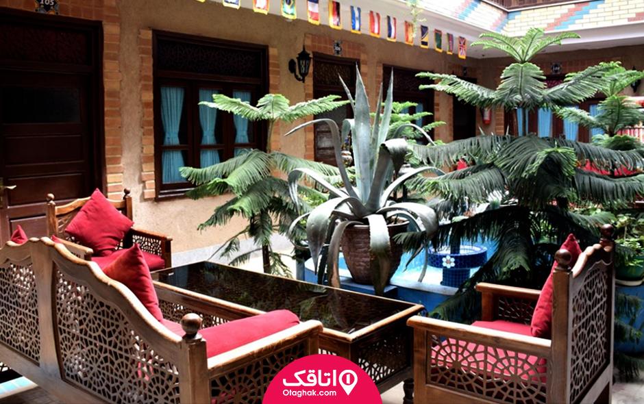 هتل سنتی اردیبهشت در اصفهان