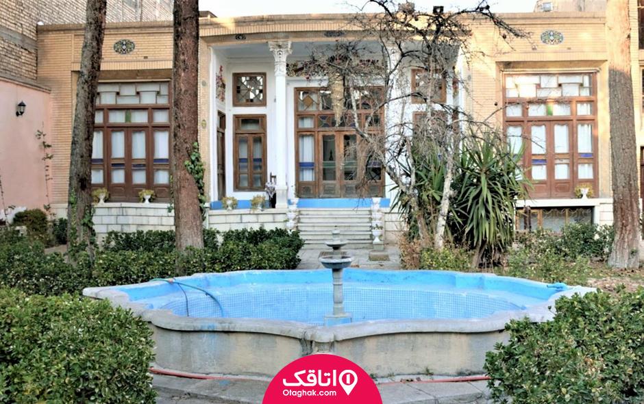 اقامتگاه بوم گردی در اصفهان