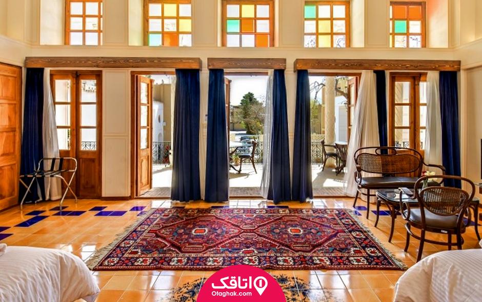 هتل سنتی کریاس در اصفهان