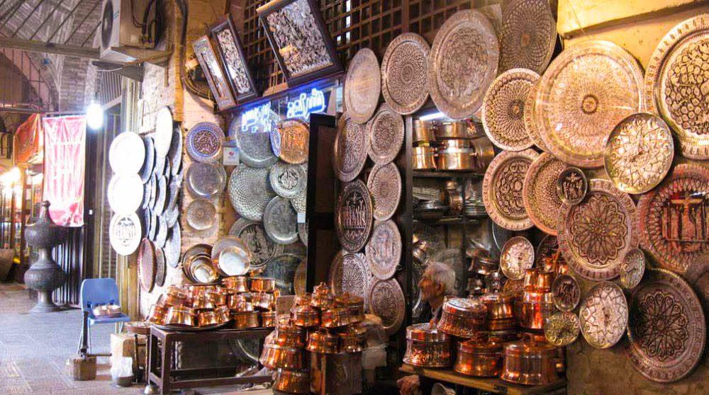 بازارهای اصفهان