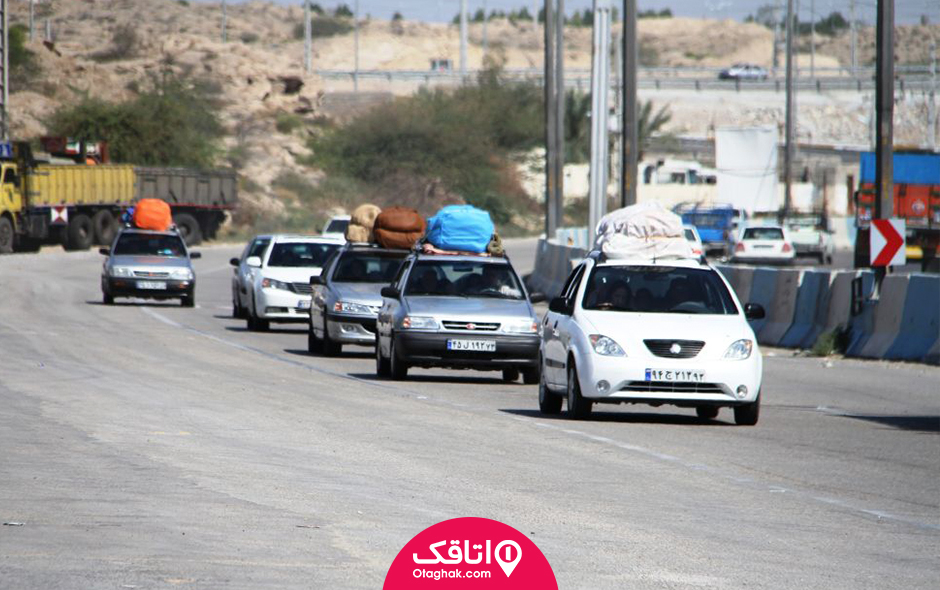 ترافیک در نوروز