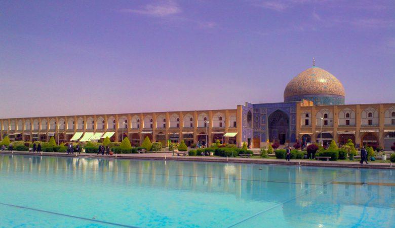 سفر زمینی به اصفهان