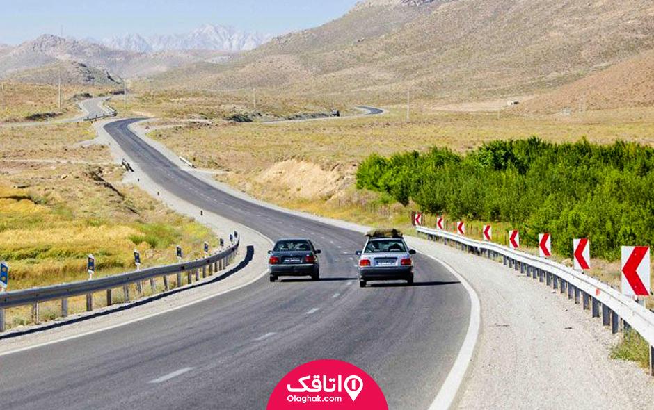 سفر به اصفهان با ماشین شخصی