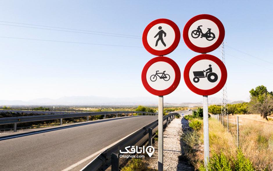 تصادفات جادهای، سفر ایمن، سفر جادهای
