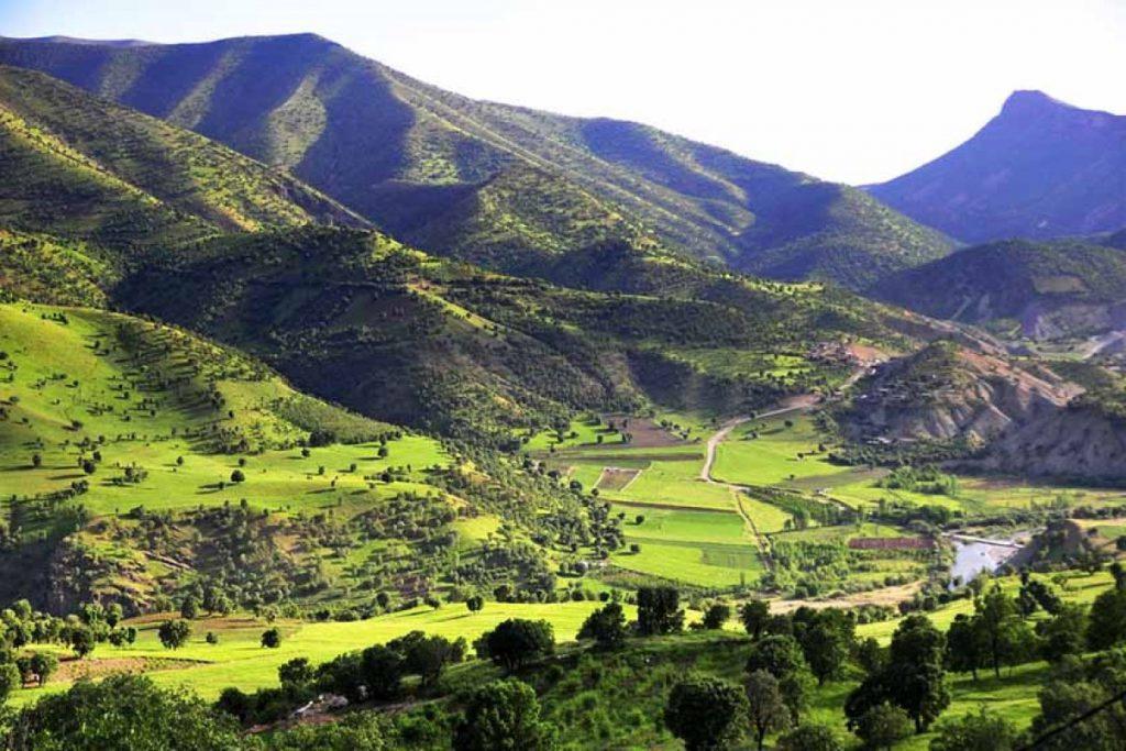 منطقه تاریخی قمچیان