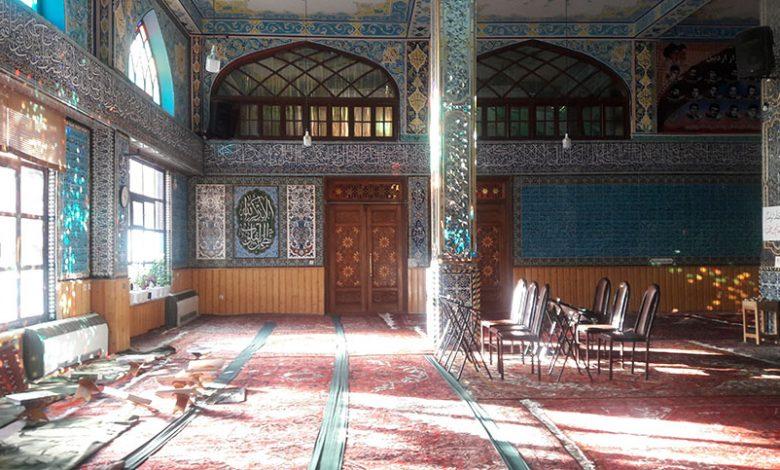 مسجد جامع اردبیل