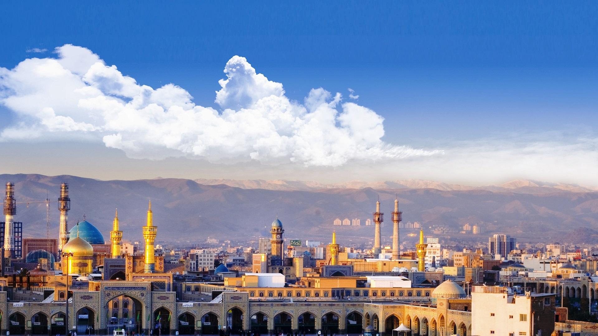 مشهد بهترین شهرهای ایران برای خرید کردن