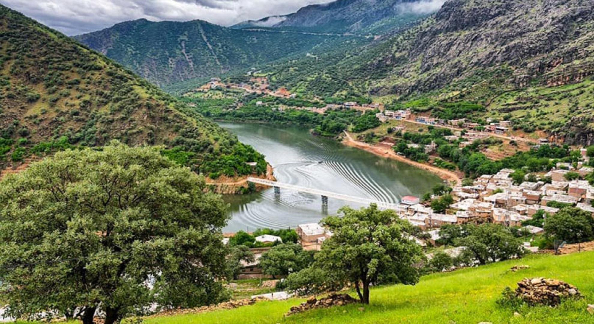 مریوان بهترین شهرهای ایران برای خرید کردن