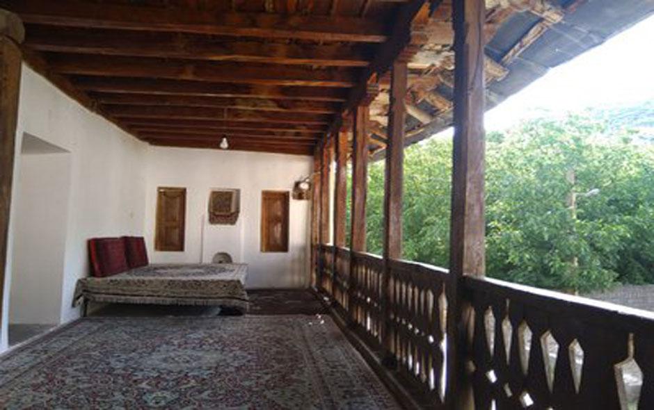 اقامتگاه بومگردی ماسو