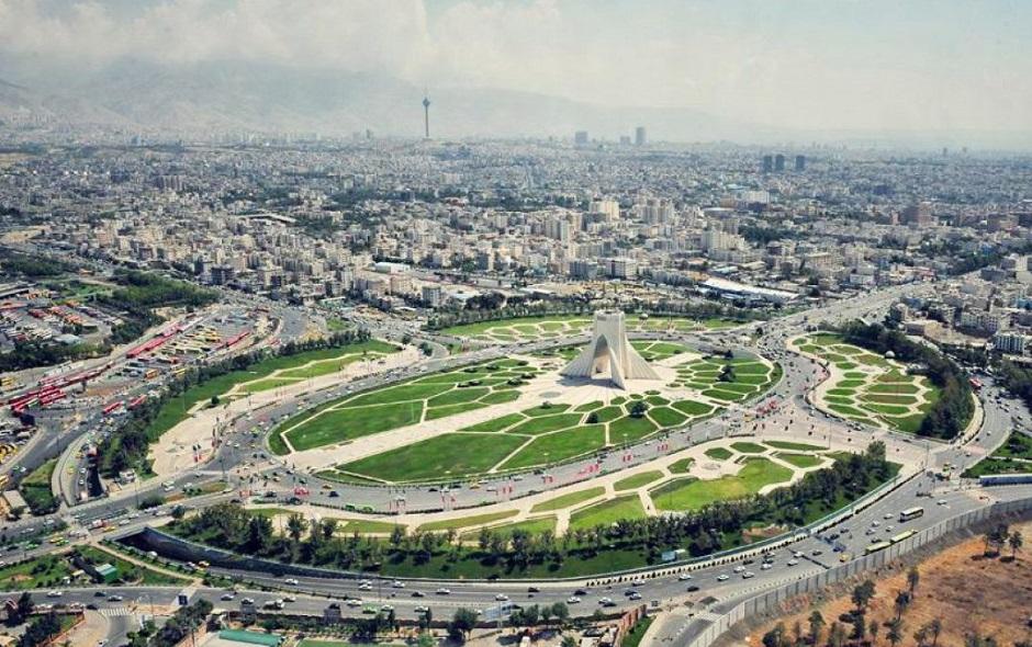 سفر به شهر تهران و اقامت در تهران