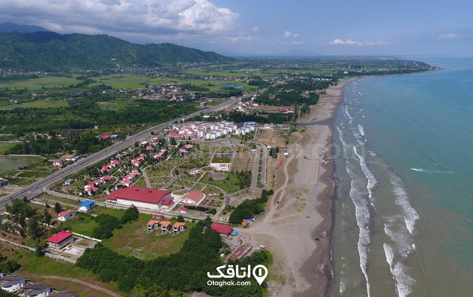 روستای لیمه سرا در چابکسر