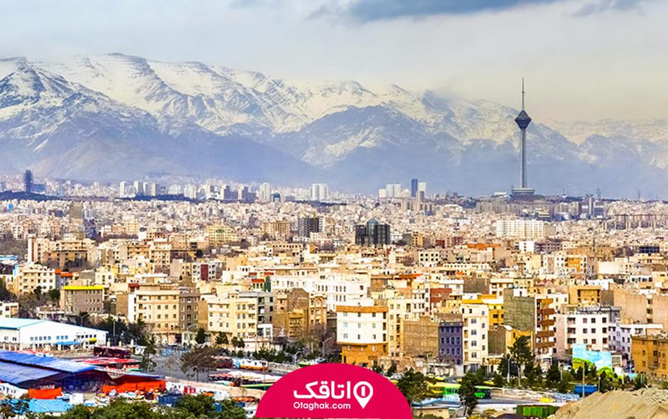 شهرهای خواهرخوانده تهران