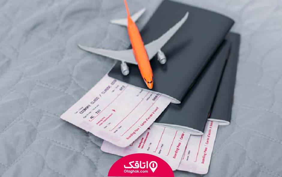 پروازهای مستقیم برای سفرهای کاری