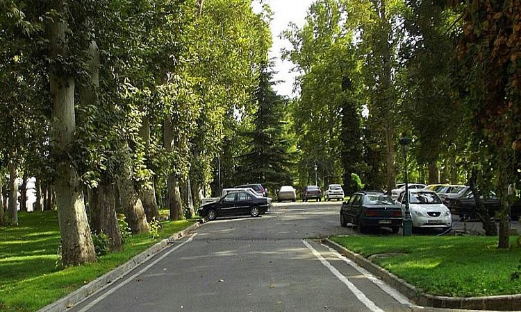 محله نیاوران تهران