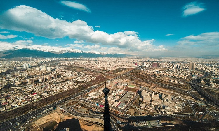 چشمانداز تهران